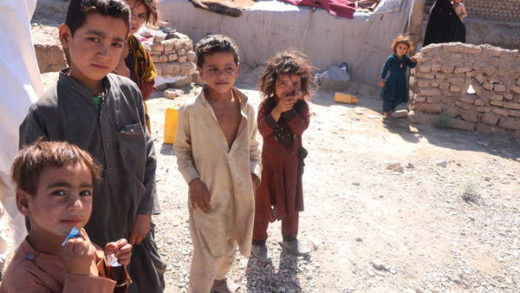 EE.UU. destinará 64 millones de dólares en ayuda humanitaria para Afganistán