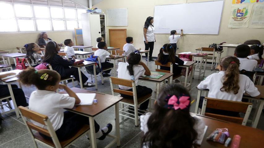 Nueva Esparta dio inicio al año escolar 2021-2022