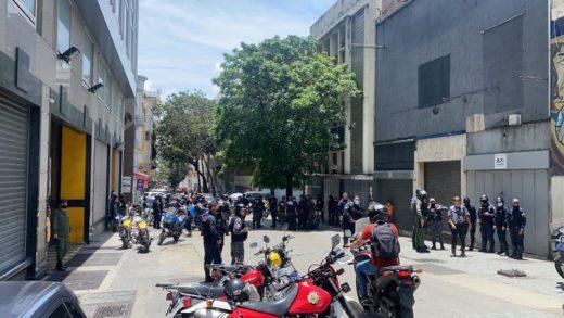 Funcionario de la PNB fue asesinado durante enfrentamiento con dos delincuentes en la Av Urdaneta