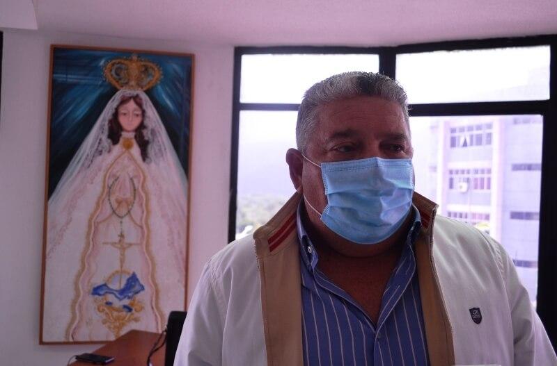 """Nicola Penna: """"Nueva Esparta será un ejemplo de desarrollo sustentable para toda Venezuela"""""""