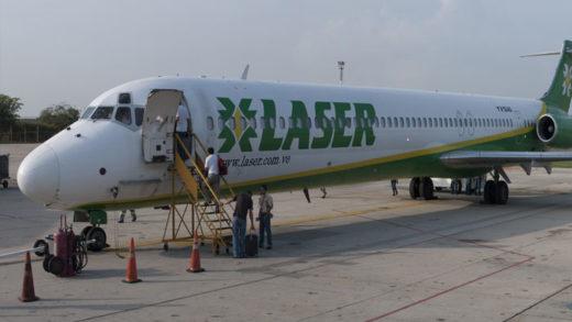 Laser Airlines aumenta la frecuencia de sus vuelos a destinos internacionales