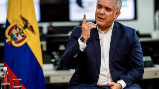 Duque insistió en que las negociaciones entre la oposición y Maduro deben llevar a elecciones presidenciales