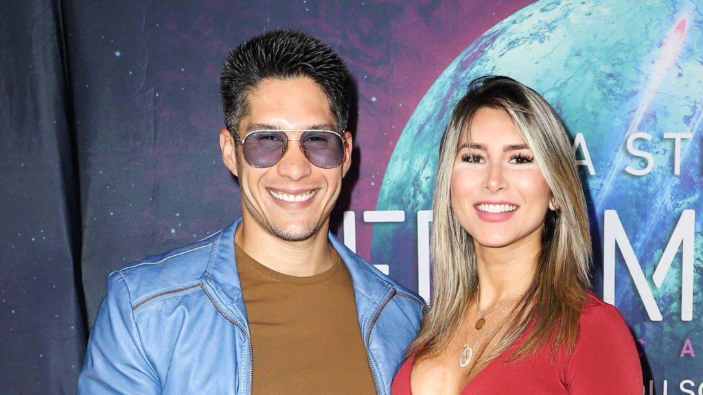 Chyno Miranda y Natasha Araos confirman su separación