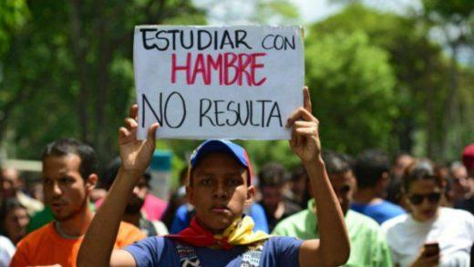 OVCS: 566 protestas se registraron en Venezuela durante el mes de agosto
