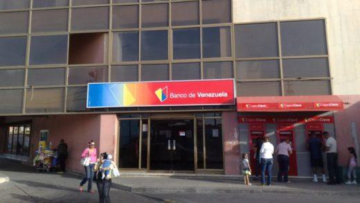 Banco de Venezuela sigue reportando fallas en su plataforma