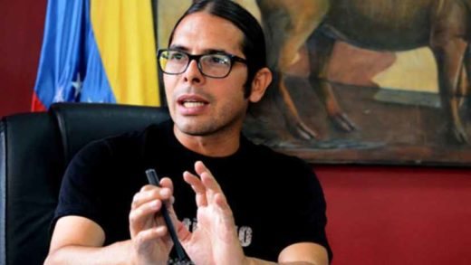 Maduro reveló que Freddy Ñáñez, ministro de Comunicación, se recuperó del coronavirus