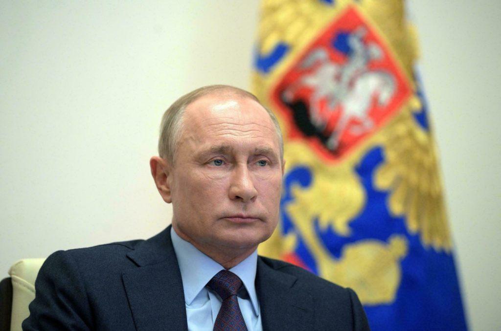 Putin estará aislado tras la detección de casos de COVID-19 en su entorno
