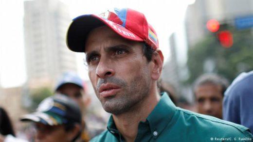 Capriles llamó a opositores a unificar el voto para las elecciones