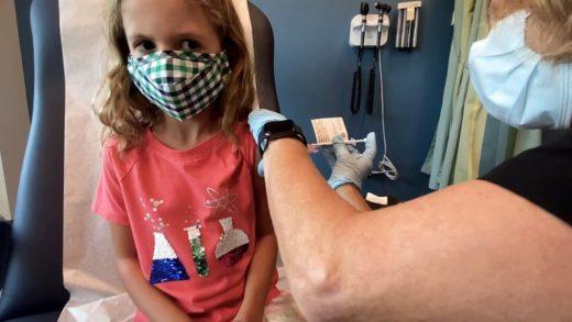 Casa Blanca anuncia plan para vacunar a niños de 5 a 11 años contra el coronavirus