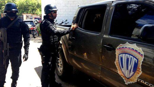 Delincuentes disfrazados de policías asesinan a dos efectivos del Cicpc en Río Chico