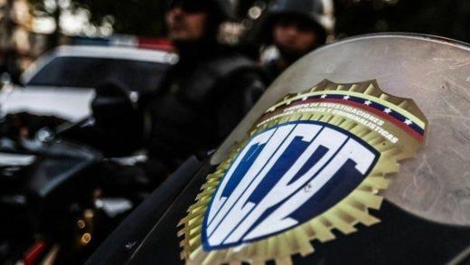 Cicpc neutralizó a El Robinson, peligroso homicida y líder de la banda El Rosario