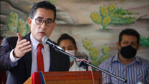Dante Rivas afirmó que las iglesias son fundamentales para el desarrollo de la sociedad