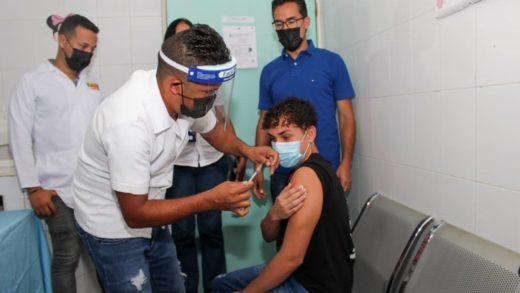 190.000 personas fueron vacunadas contra el Covid-19 en Nueva Esparta