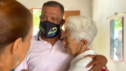 Comunidades de Achipano y Conejeros respaldan a Alfredo Diaz y la Unidad
