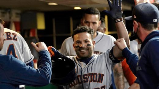 Astros de Houston disputarán la Serie de Campeonato de la Liga Americana por quinta vez