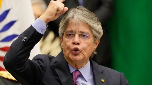 Gobierno de Ecuador decretó estado de excepción por creciente índice del crimen