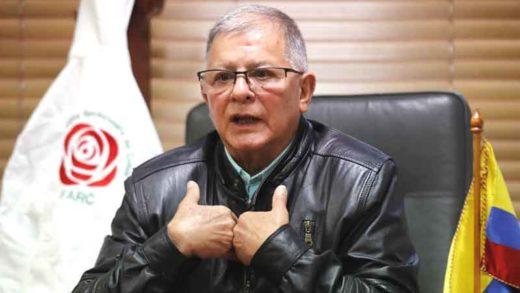 Interpol captura a Rodrigo Granda, exlíder de las FARC en México